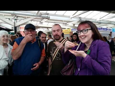 A Day at the Vegan Fair