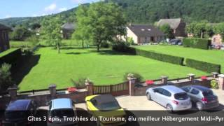 AVEYRON TOURISME Gîtes de France www.aveyron-tourisme.com