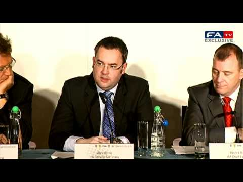 Goalline Technology - International Football Association Board Meeting | FATV