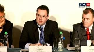 Goalline Technology - International Football Association Board Meeting | FATV
