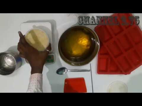 Shea Butter Soap Making At Home & Shea Butter Soap Benefits