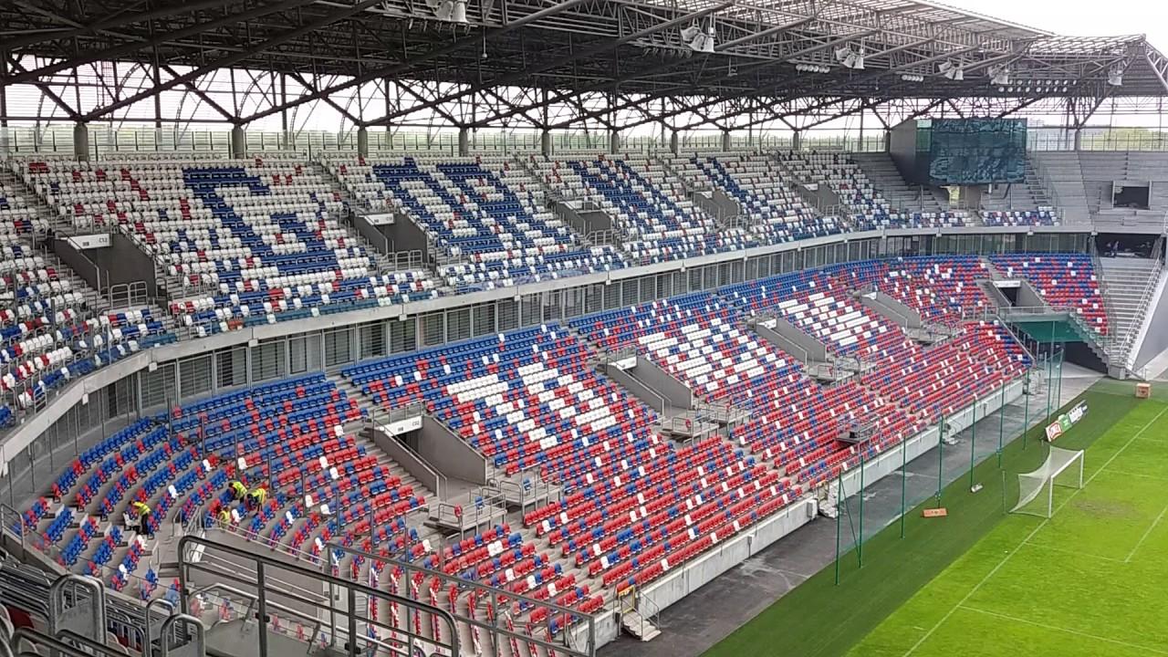 Stadion Gornik Zabrze.