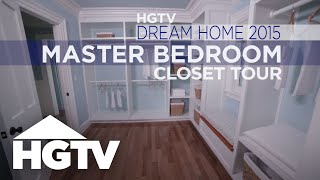 Hgtv Dream Home 2015 Closet