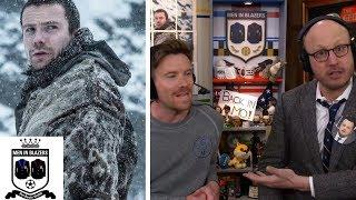 Game of Thrones' Joe Dempsie joins Men in Blazers | NBC Sports