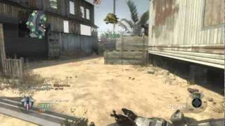 Kawasaki KSR - Black Ops Game Clip
