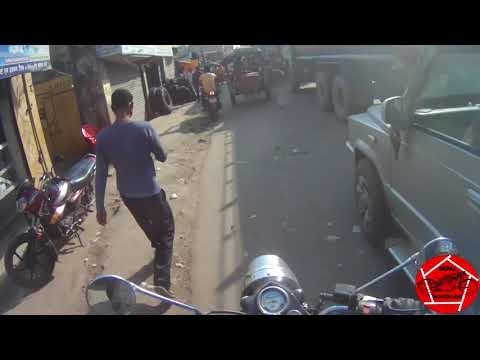 Going To - Raxaul Birganj Border | Motovlog | NEPAL