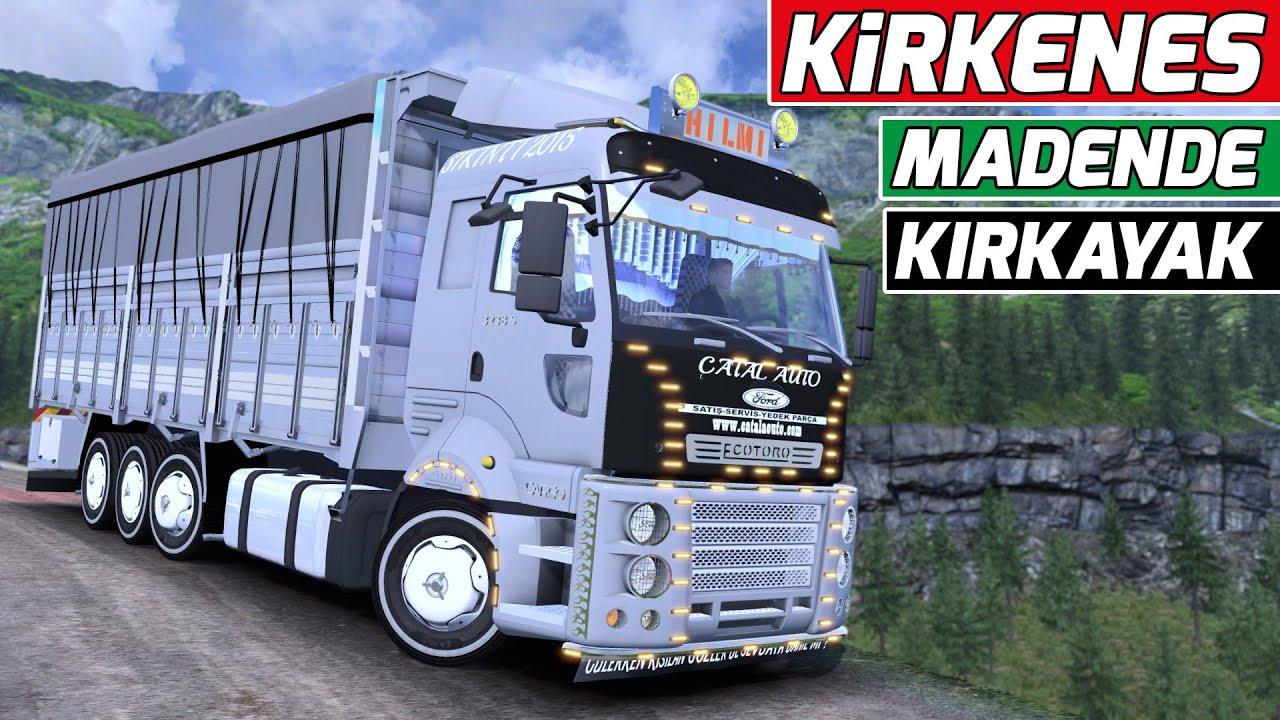 Ford Cargo Mod | Euro Truck Simulator 2 | Mod Advertise