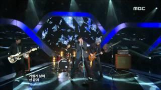 음악중심 - TRAX - Blind 트랙스 - 창문 Music Core 20111112