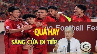 Chuyên Gia Người Anh Khẳng Định Tuyển Việt Nam Qúa Hay Sáng Cửa Đi Tiếp Ở VL World Cup 2022