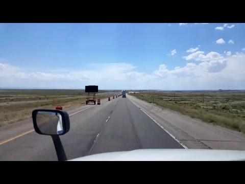 BigRigTravels LIVE! - Rock Springs to Lyman, Wyoming - Interstate 80 West - July 8, 2017