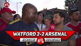 Watford 2-2 Arsenal | Sokratis, David Luiz & Maitland-Niles Are Not Good Enough! (Afzal)