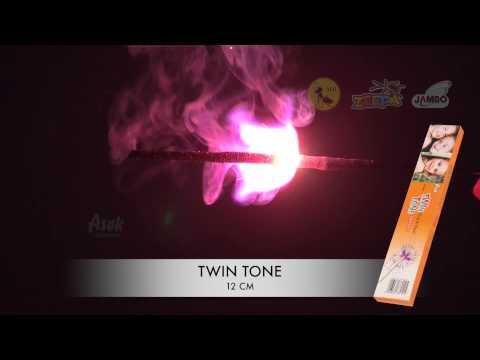 TWIN TONE 12 cm