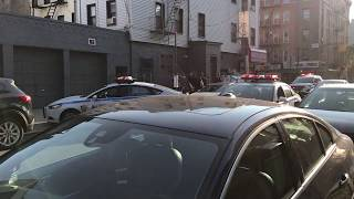NYPD - Police Officers Make DWI Arrest In Greenpoint, Brooklyn