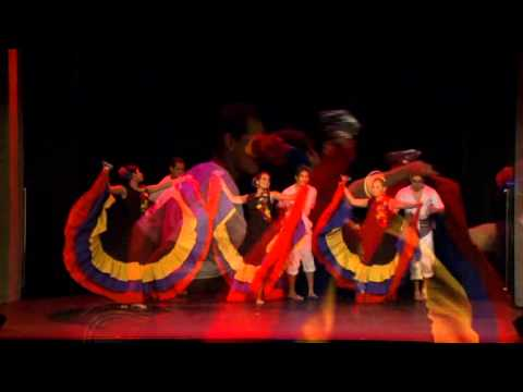 Cumbia, Colombia- América Baila