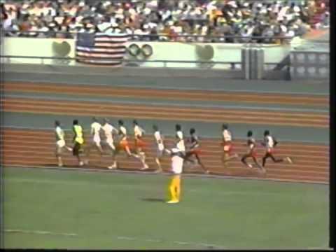 1988 Olympics - Men's 1500 Meter Run