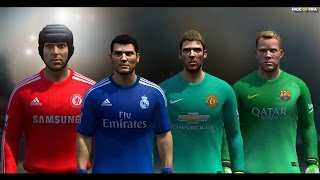 FIFA 15 | Battle Goalkeeper Kit | Nike VS Adidas Thumbnail