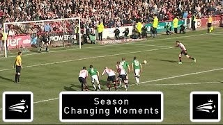 Season Changing Moments: Brentford v Doncaster Rovers 2012/13