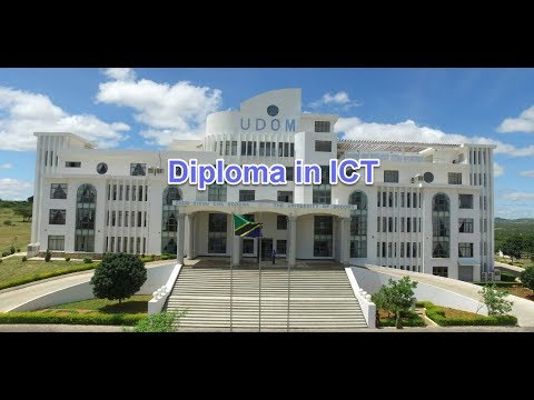 Diploma in ICT at the University of Dodoma