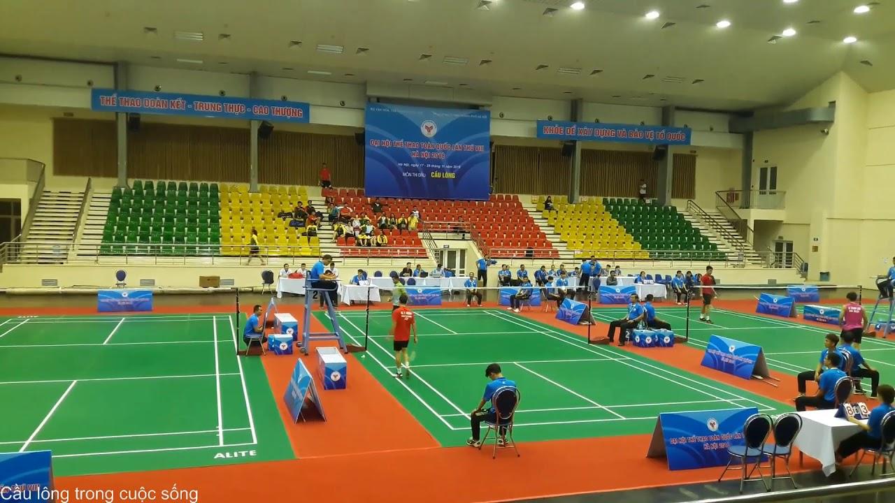 Nguyễn Tiến Minh vs Trần Quốc Việt set 2