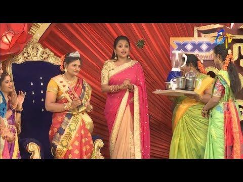 Star Mahila   17th July 2018   Full Episode   ETV Telugu