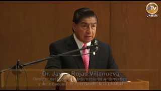 Ceremonia Académica de Inauguración del VII Programa Internacional Amartya Sen PNUD