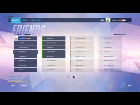 New Overwatch Team Deathmatch GM