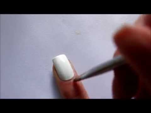 How to: Clean up around your cuticles