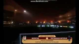 Video Gol Pertandingan Besiktas vs Tottenham Hotspur