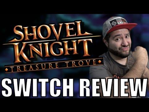 Shovel Knight: Treasure Trove (Nintendo Switch) Review   8-Bit Eric