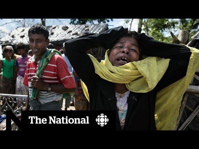 Justin Trudeau, Aung San Suu Kyi and the Rohingya crisis