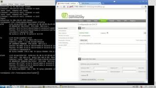 Aula 6  - Habilitando o Dhcp Endian Firewall