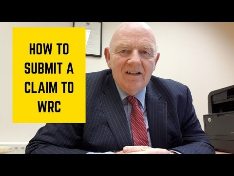 How to Submit a Complaint to WRC