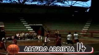 Arturo Arrieta Baloncesto Lara Venezuela