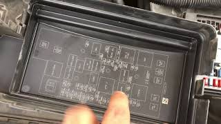 2003  2012 Colorado/I290/Canyon AC Blower Troubleshooting and Repair