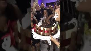 Jizzing Cock Shaped Birthday Cake
