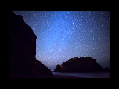 A Starry Night in Big Sur
