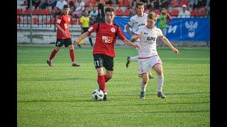 Футболисты команды Знамя Труда провели первый официальный матч в новом сезоне