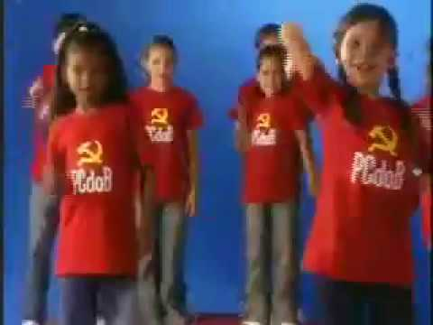 Brazilian Communist Party exploring children (Propaganda)