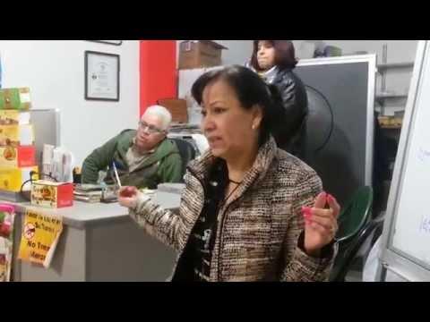 TESTIMONIO DE SALUD DXN CÁNCER DE PÁNCREAS SRA NORA NEVAREZ DE MONCLOVA COAH.