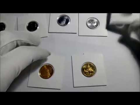Набор монет Нагорного Карабаха 2004 года