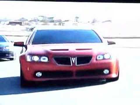 Pontiac G8 GT Test Drive Airs on Speed TV - G8Nation.com