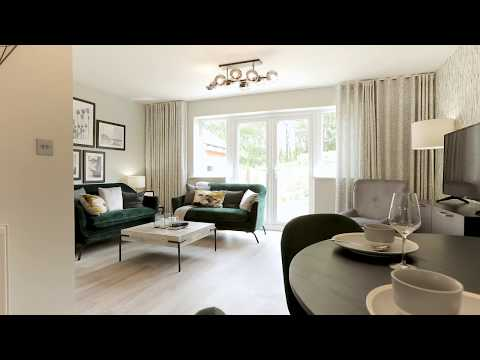 Houses For Sale In Rothley, Leicestershire - Charnwood Place | Linden Homes