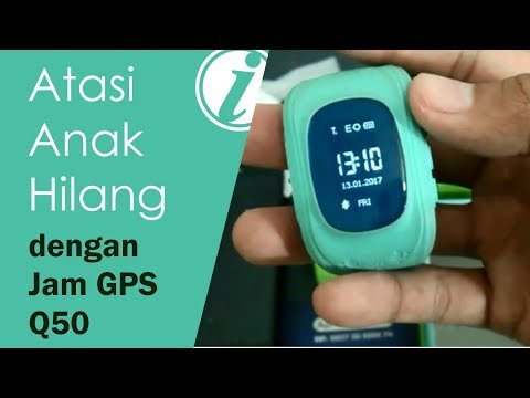 Review Product Jam GPS Smartwatch Kids Q50 | Bahasa Indonesia HD