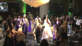 Lebanese Wedding Entrance