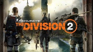 Tom Clancy's The Division 2 Gametest  i7 4790 RTX 2060 6gb 16gb 21:9 2560x1080