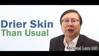 Adrenal Fatigue Causes Dry Skin