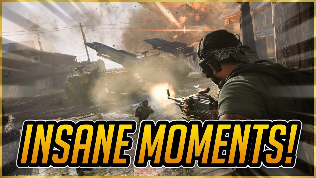 Top 10 Most ICONIC Moments In Call of Duty HISTORY!