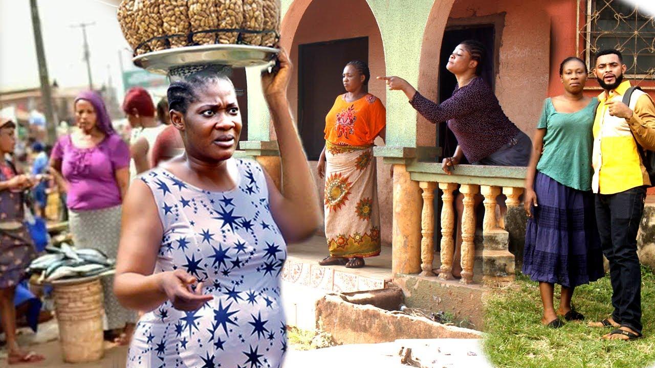Download Mercy The Pregnant Hawker - Full Movie'' Mercy Johnson 2021 Latest Nigerian Movie