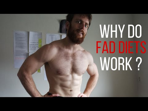 Why do Fad Diets work? (Paleo)