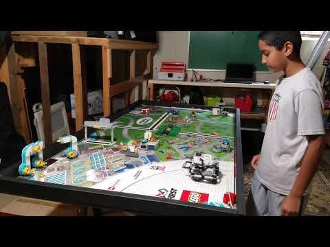 FLL Hydrodynamics 2017 - Pump Addition challenge solved